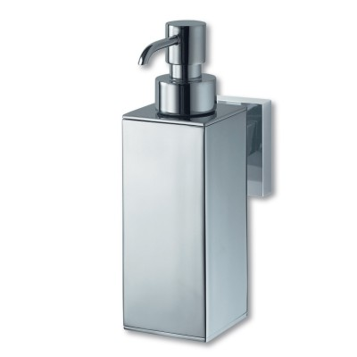 Mezzo Metal Soap Dispenser