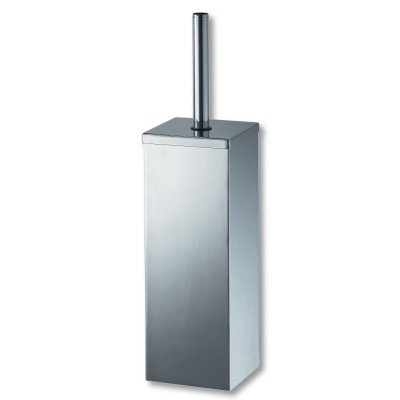 Mezzo Metal Toilet Brush Holder