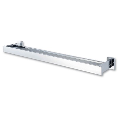 Edge Towel Rail Double 625mm