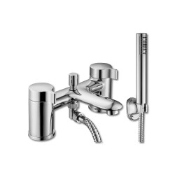 Tec Studio L Bath Shower Mixer With Kit