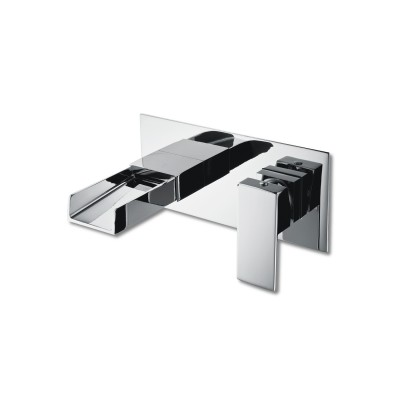 Tec Studio Z Wall Mounted Basin Mixer