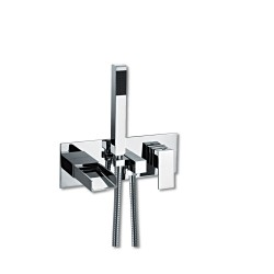 Tec Studio Z Wall Mounted Bath Shower Mixer