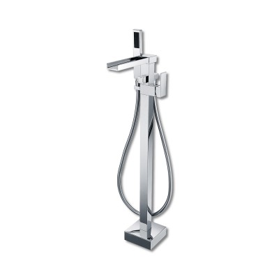 Tec Studio Z Freestanding Bath Shower Mixer