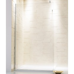 Technik 8+ Walk-in Modular Shower Panels