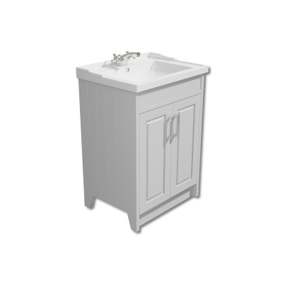 York 600mm Vanity Unit with Basin