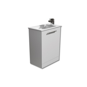 Square 500mm Vanity Unit with Basin
