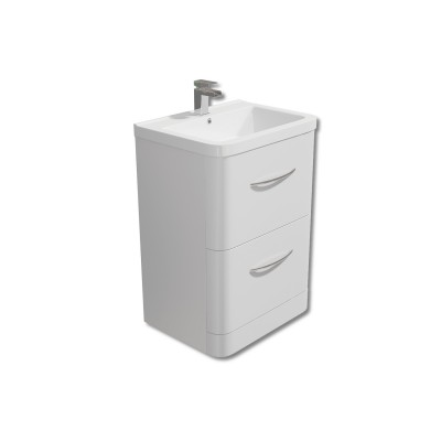 Destiny 600mm Floor Unit with Basin