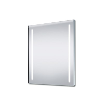 Illuminated Mirror 700 x 500mm Solid Light