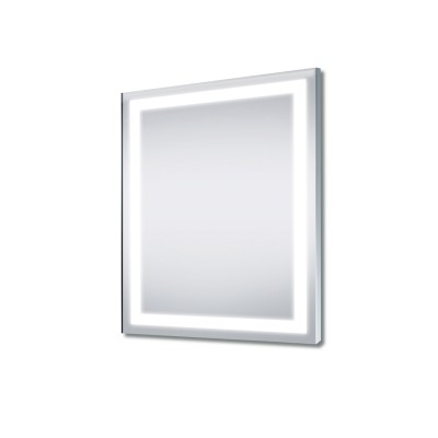 Modena Illuminated Mirror 800 x 600mm Solid Light