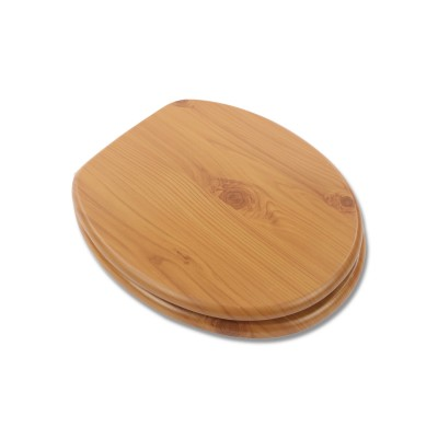 Willow toilet seat