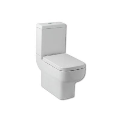 Options Close Coupled WC Pan and Cistern
