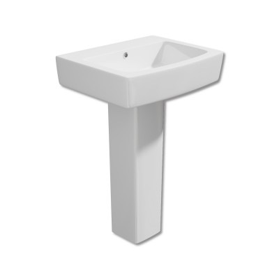 Arley Pure 550mm Basin 1TH