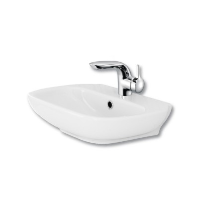 Clear 450mm Basin 1TH