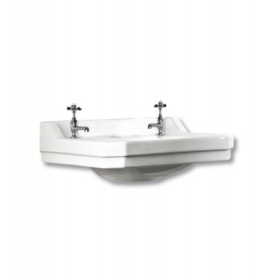 Ellio 500mm Cloakroom Basin 2TH