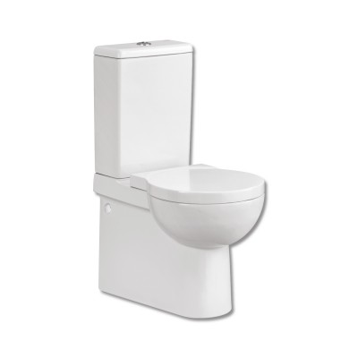 Nano Short Projection C/C WC Suite with soft close seat