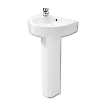 Nano Pedestal For 550 Basin Only