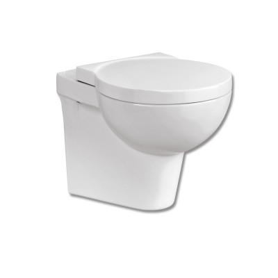 Nano Short Projection Wall Hung WC Pan