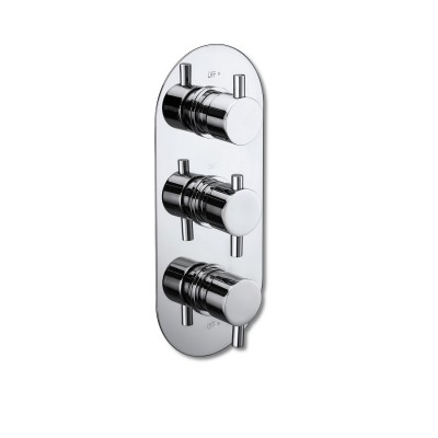 Triple Shower Valve Diverter